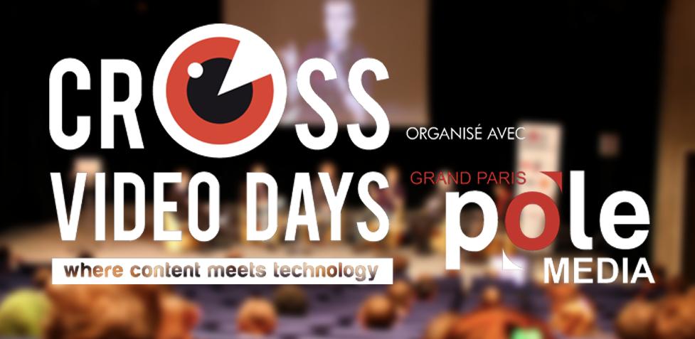 Chaque année depuis 6 ans, les Cross Video Days s'adressent spécifiquement aux projets multiplateformes, transmédia, ainsi qu'aux projets linéaires destinés à une diffusion web.